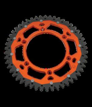 corona-moto-ktm-sx-sx-f-exc-dual-sprockets-arancio-motocross-enduro